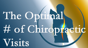 It's up to you and your pain as to how often you see the Vancouver chiropractor.