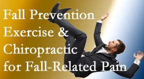 Vancouver Disc Centers shares new research on fall prevention strategies and protocols for fall-related pain relief.