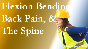 Vancouver Disc Centers helps workers with their low back pain due to forward bending, lifting and twisting.