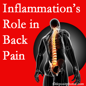 The role of inflammation in Vancouver back pain is real. Chiropractic care can help.