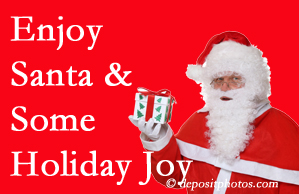 Vancouver holiday joy and even fun with Santa are analyzed as to their potential for preventing divorce and increasing happiness.