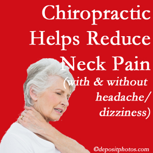 Vancouver chiropractic care of neck pain even with headache and dizziness relieves pain at a reduced cost and increased effectiveness.
