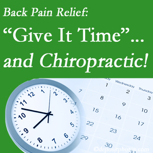 Vancouver chiropractic assists in returning motor strength loss due to a disc herniation and sciatica return over time.